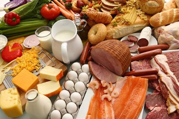أطعمة تساعدك في بناء العضلات