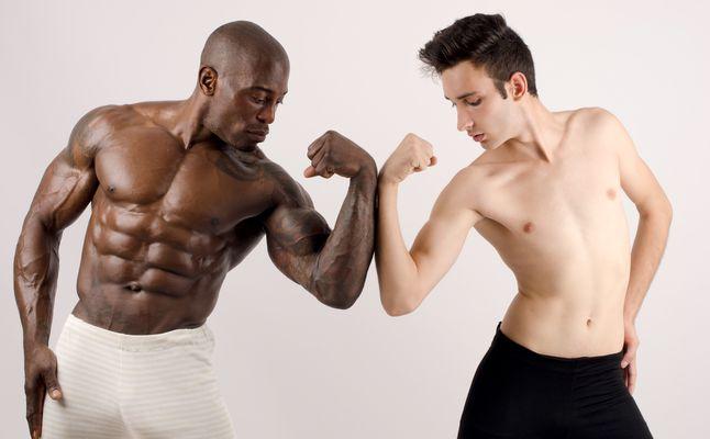 كيفية زيادة الوزن والتخلص من النحافة